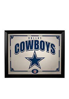 Memory Company NFL Dallas Cowboys Framed Mirror