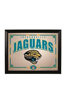 Memory Company NFL Jacksonville Jaguars Framed Mirror