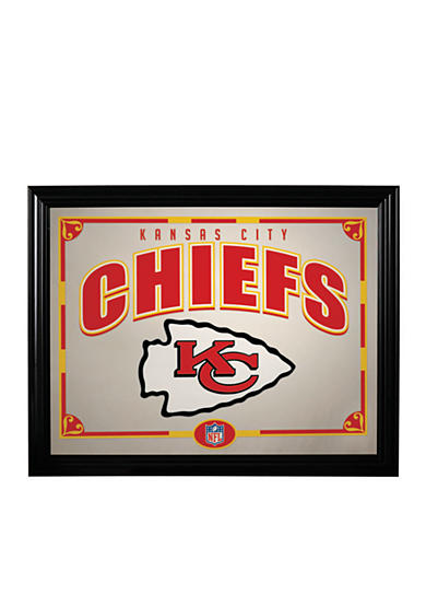 Memory Company Kansas City Chiefs NFL Framed Mirror