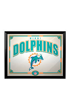 Memory Company NFL Miami Dolphins Team Framed Mirror