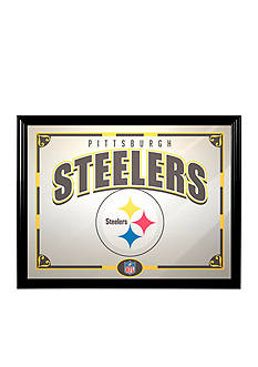 Memory Company NFL Pittsburgh Steelers Team Framed Mirror