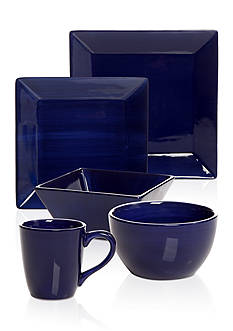 Home Accents® Caribe Cobalt Dinnerware & Accessories