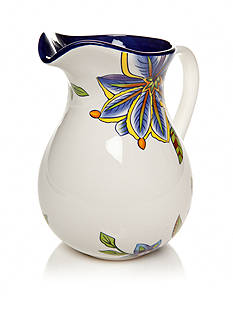 Home Accents ANA FLRL PITCHER