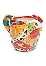 Home Accents Emily Rooster Mug - 20-oz.