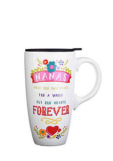 Home Accents® Nana Boxed Latte Mug