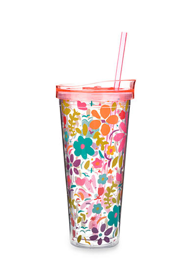Home Accents® Floral Tumbler