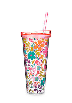 Home Accents Floral Tumbler