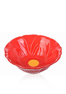 Home Accents 4.5-in. Red Figural Fruit Bowl