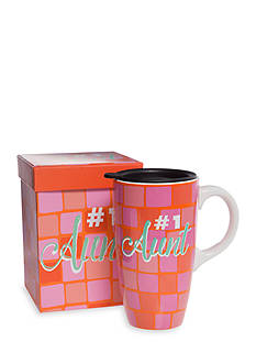 Home Accents® 20-oz. #1 Aunt Boxed Latte Mug