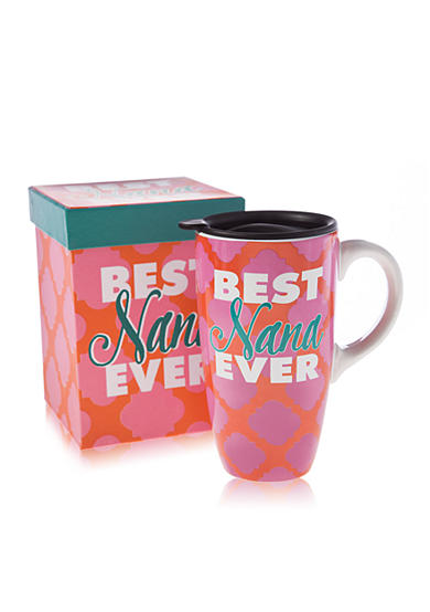 Home Accents® 20-oz. 'Best Nana Ever' Boxed Latte Mug