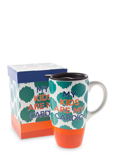 Home Accents® 20-oz. 'My Kids Are My Cardio' Latte Mug