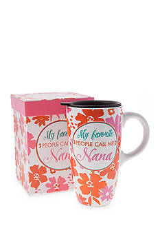 Home Accents® 20-oz. 'My Favorite People Call Me Nana' Latte Mug