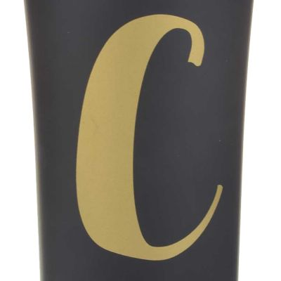For The Home: Home Accents Kitchen: C Home Accents 16-oz. Monogram Stainless Steel Tumbler