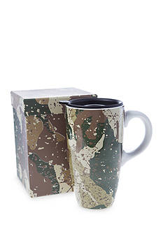 Home Accents® 20-oz. Camo Print Latte Mug