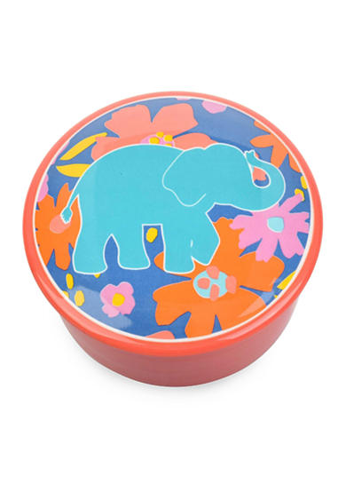 Home Accents® Elephant Trinket Jar