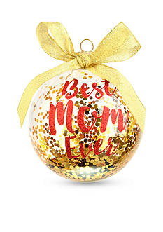 Home Accents® 3.75-in. 'Best Mom Ever' Boxed Ornament