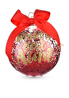Home Accents® 3.75-in. World's Best Aunt' Boxed Ornament