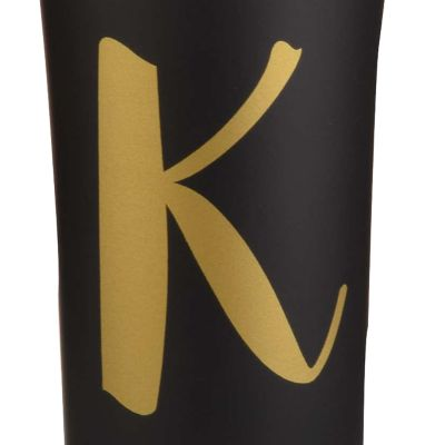 For the Home: Coffee Sale: K Home Accents 16-oz. Monogram Stainless Steel Tumbler