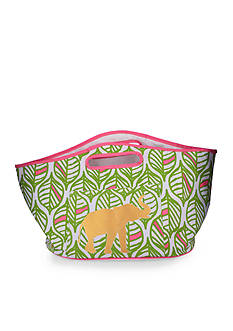 Home Accents Tropical Elephant Insulated Cooler Bag