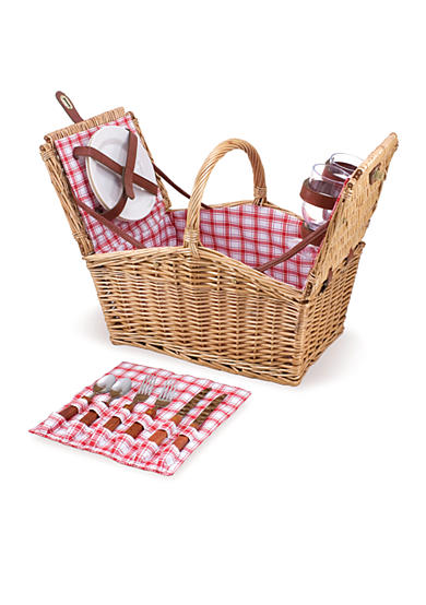 Picnic Time Piccadilly Picnic Basket - Online Only