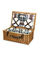 Picnic Time Newbury Picnic Basket - Online Only