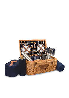 Picnic Time Windsor Picnic Basket - Online Only