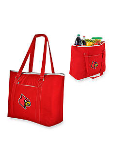 Picnic Time Louisville Cardinals Tahoe Cooler Tote