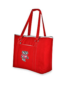 Picnic Time Wisconsin Badgers Tahoe Cooler Tote
