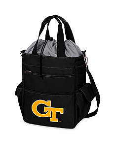 Picnic Time Georgia Tech Yellow Jackets Activo Cooler Tote