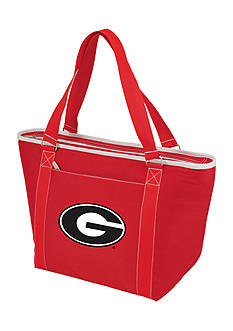 Picnic Time Georgia Bulldogs Topanga Cooler