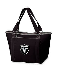 Picnic Time Oakland Raiders Topanga Cooler Tote