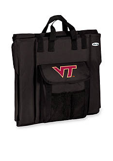 Picnic Time Virginia Tech Hokies Stadium Seat