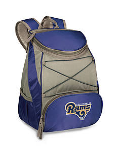 LA Rams PTX Backpack Cooler