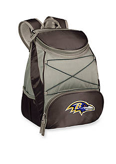 Baltimore Ravens PTX Backpack Cooler