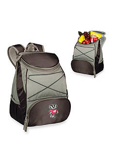 Picnic Time Wisconsin Badgers PTX Backpack Cooler