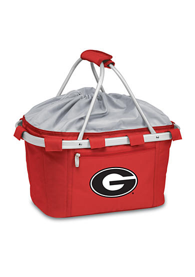 Picnic Time Georgia Bulldogs Picnic Basket