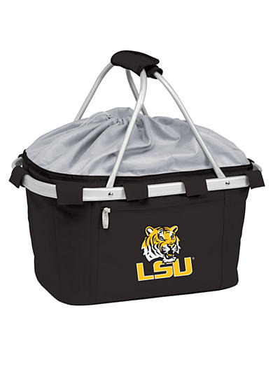 Picnic Time LSU Tigers Metro Basket