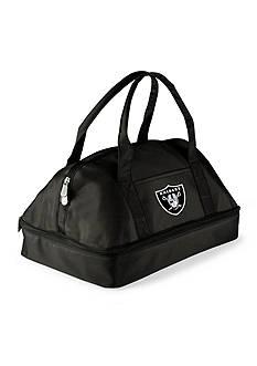 Picnic Time Oakland Raiders Potluck Casserole Tote