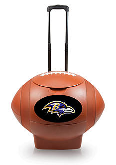 Picnic Time NFL Baltimore Ravens Football Cooler