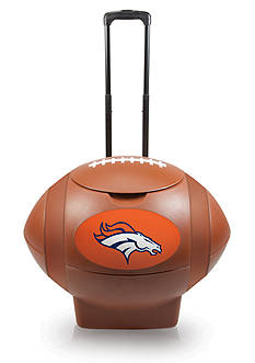 Picnic Time NFL Denver Broncos Football Cooler
