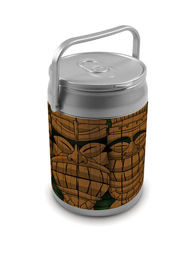 Picnic Time Tiki Statue 10-Can Cooler