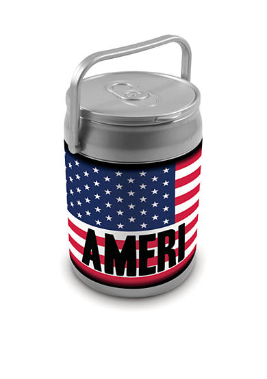 Picnic Time AmeriCan 10-Can Cooler