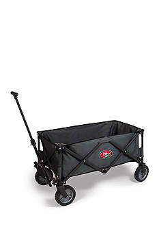 Picnic Time San Francisco 49ers Adventure Wagon