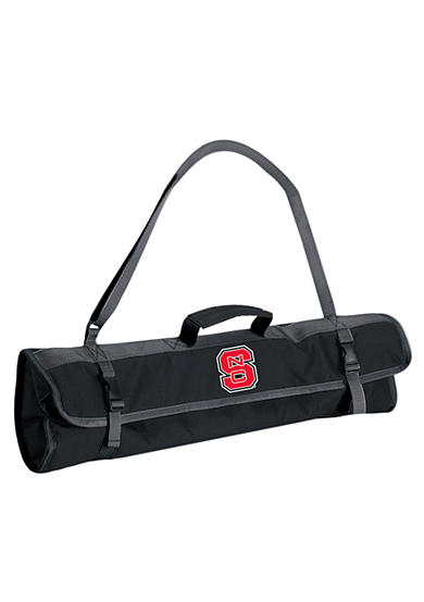 Picnic Time NC State Wolfpack 4-Piece BBQ Tote