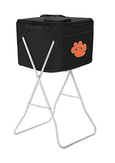 Picnic Time Clemson Tigers Party Cube Cooler