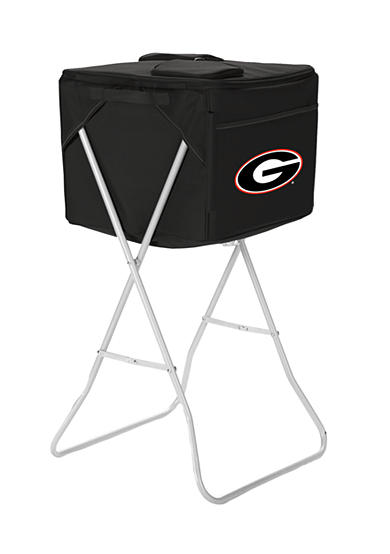Picnic Time Georgia Bulldogs Party Cube Cooler