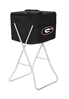 Picnic Time Georgia Bulldogs Party Cube Cooler