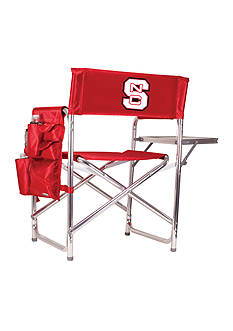 Picnic Time NC State Wolfpack Sports Chair