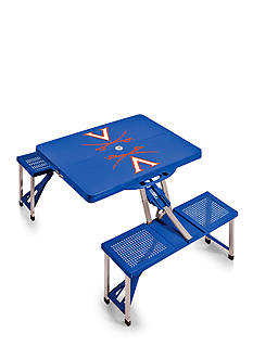 Picnic Time Virginia Cavaliers Portable Picnic Table