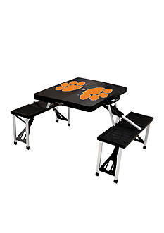 Picnic Time Clemson Tigers Picnic Table